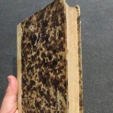 Libros antiguos: LIBRO NATURALISTA DEL AÑO 1863 EN FRANCES LES JEUNES NATURALISTES. Lote 173469554