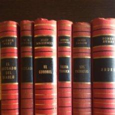 Libros antiguos: COLECCIÓN 6 LIBROS DE EDITORIAL LUIS DEL CARALT. AÑOS 60. Lote 173498915