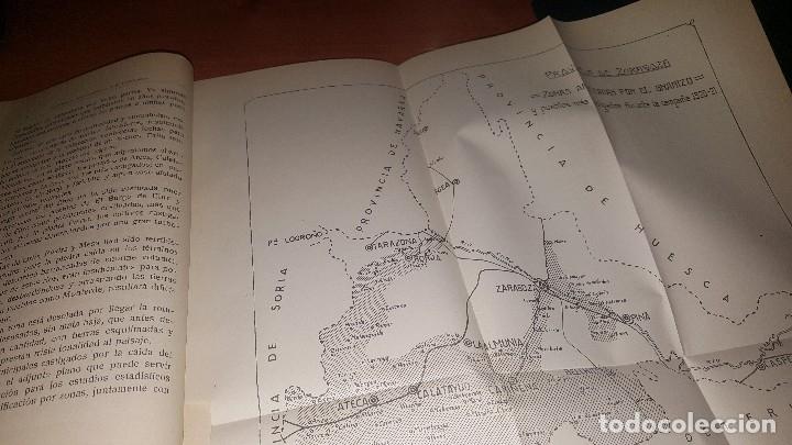 Libros antiguos: Memoria, trabajos de extincion de plagad del campo, est. Daños por pedrisco.. zaragoza 1921 - Foto 3 - 173567324