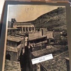 Libros antiguos: TORROELLA DE MINTGRI - LIBRO PROGRAMA FIESTA MAYOR 1957 . Lote 173577733