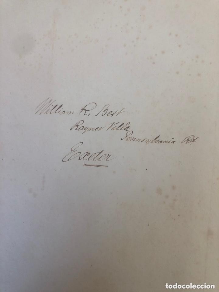 Libros antiguos: History of england - Foto 3 - 173625444