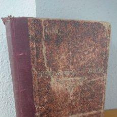 Libros antiguos: DEBERES ÉTICOS Y CÍVICOS, ANTIGUO LIBRO DE PRINCIPIOS DE SIGLO. Lote 173653654