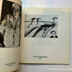Libros antiguos: MAISON DE L AMÉRIQUE LATINE - TROIS ASPECTS DU REALISME EN ARGENTINE - PARIS. Lote 173674870