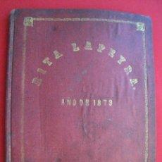 Libros antiguos: RITA LAPEYRA - AÑO DE 1879.. Lote 173675884