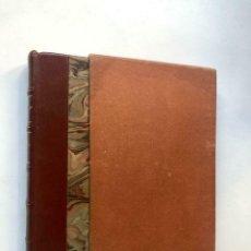 Libros antiguos: ALFRED ÉBELOT - LA PAMPA; MOEURS SUD-AMÉRICAINES - 1890. ALFRED PARIS. Lote 173676162