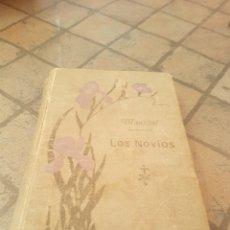 Libros antiguos: LOS NOVIOS APOSTOLADO DE LA PRENSA COMO PRIMERO. Lote 173751578
