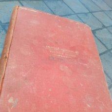 Libros antiguos: BIBLIOTECA DE GRANDES NOVELAS VICTOR HUGO LOS MISERABLES TOMO 1. Lote 173851222