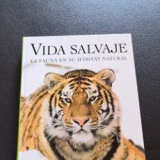 Libros antiguos: VIDA SALVAJE. Lote 173874087