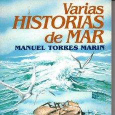 Libros antiguos: CHILE, CHILE, VARIAS HISTORIAS DE MAR,CRONICAS HISTORIA DE CHILE. Lote 173937692