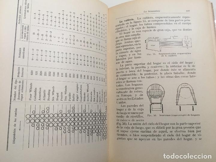 Libros antiguos: Explotacion tecnica de ferrocarriles. Fco.Wais 1933 - Foto 4 - 173961337