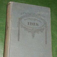Libros antiguos: IBIS, DE J.M.VARGAS VILA - ED.R.SOPENA OBRAS COMPLETAS. Lote 174029153