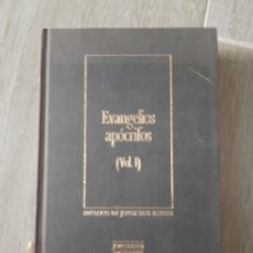 Libros antiguos: EVANGELIOS APOCRIFOS VOLUMEN 1, PRÓLOGO DE JOSE LUIS BORGES. Lote 174095792