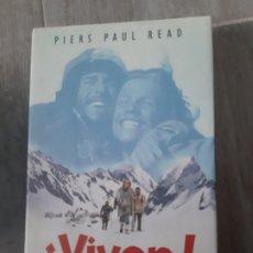 Libros antiguos: VIVEN DE PIERS PAUL READ. Lote 174096324