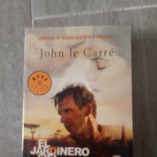Libros antiguos: EL JARDINERO FIEL DE JOHN LE CARRÉ. Lote 174096868