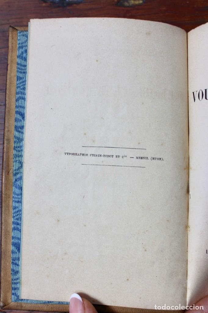 Libros antiguos: VOULOIR, C'EST POUVOIR- ELLY REUSS- TOME SECOND-PARIS-1891 - Foto 4 - 174156007