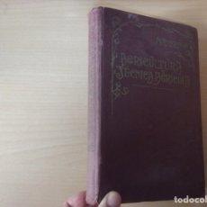 Libros antiguos: NOCIONES DE AGRICULTURA Y TÉCNICA AGRÍCOLA (1922) - DOCTOR MARIANO TORTOSA Y PICÓN. Lote 174233785