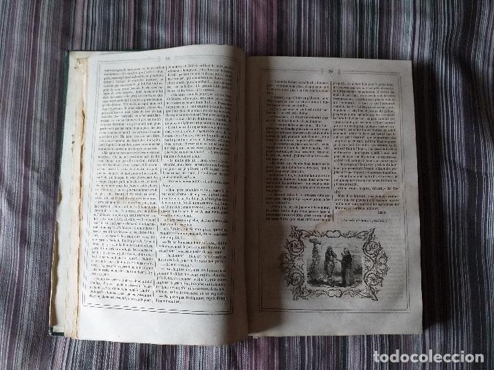 Libros antiguos: REVISTA JOURNAL DES ENFANTS 1842-43 ENCUADERNADO GRABADOS - Foto 6 - 174251854