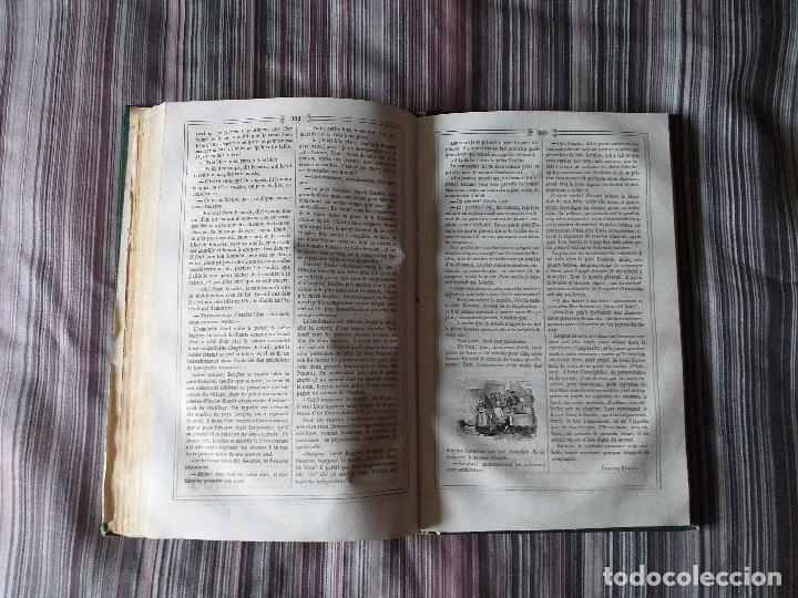 Libros antiguos: REVISTA JOURNAL DES ENFANTS 1842-43 ENCUADERNADO GRABADOS - Foto 10 - 174251854