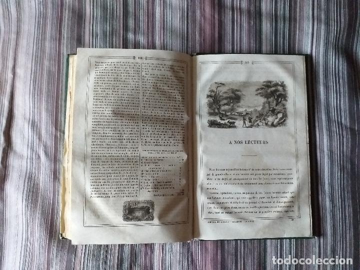 Libros antiguos: REVISTA JOURNAL DES ENFANTS 1842-43 ENCUADERNADO GRABADOS - Foto 11 - 174251854