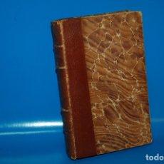 Libros antiguos: LIBRO OEUVRES COMPLÈTES HENRI DE REGNIER-TAPA DURA BUEN ESTADO. Lote 174254055