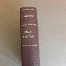 Libros antiguos: BLASCO IBAÑEZ,MADRE NOSTRUM. Lote 174323599
