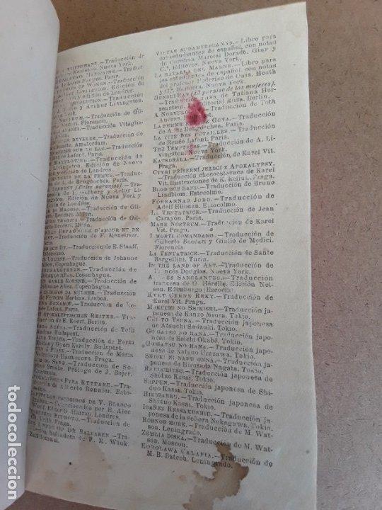 Libros antiguos: Los enemigos de la mujer,v. blasco ibañez,1919 - Foto 4 - 174324032