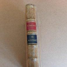 Libros antiguos: BENITO PEREZ GALDOS,EL AUDAZ,1907. Lote 174324728