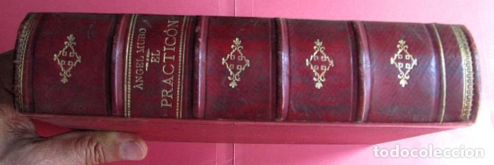 Libros antiguos: EL PRACTICÓN. TRATADO COMPLETO DE COCINA AL ALCANCE DE TODOS. POR ÁNGEL MURO. MADRID, 1902. - Foto 19 - 174400565