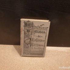 Libros antiguos: LITERATURA.....BIBLIOTECA DE EL COSMOS EDITORIAL.....LA BELLA HORCHATERA.....1884..... Lote 174437499