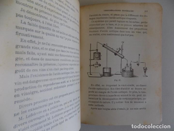 Libros antiguos: LIBRERIA GHOTICA. EDOUARD ROBINET. MANUEL GENERAL DES VINS. 1904. ILUSTRADO CON MUCHOS GRABADOS. - Foto 2 - 174466945