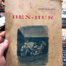 Libros antiguos: LIBRO LA NOVELA DE AHORA BEN-HUR - 100 PAG. Lote 174506528