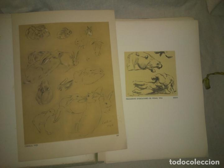 Libros antiguos: CALLICO CARPETA EDICIO NUMERADA ESCOLES OFICIALS - AÑO 1935 - EXCEPCIONAL. - Foto 6 - 174511303