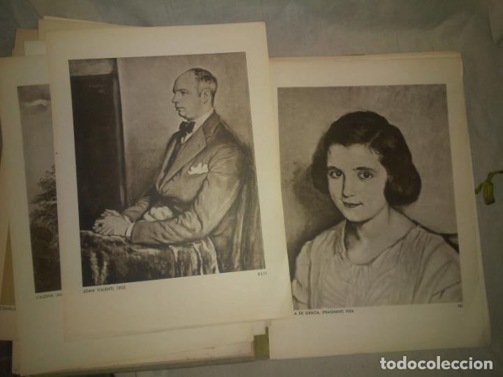 Libros antiguos: CALLICO CARPETA EDICIO NUMERADA ESCOLES OFICIALS - AÑO 1935 - EXCEPCIONAL. - Foto 8 - 174511303