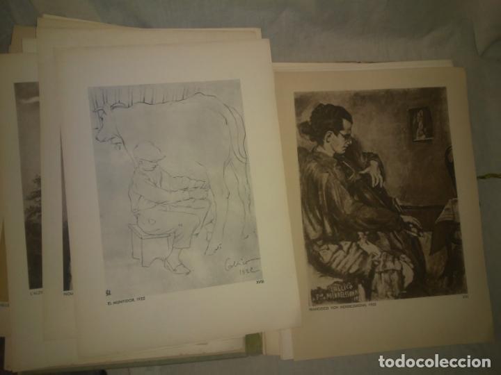 Libros antiguos: CALLICO CARPETA EDICIO NUMERADA ESCOLES OFICIALS - AÑO 1935 - EXCEPCIONAL. - Foto 9 - 174511303