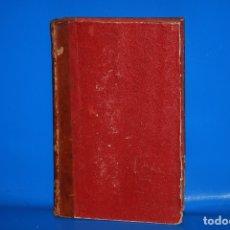 Libros antiguos: LIBRO -ANNEE CHRETIENNE OU VIES DES SAINTS ET EXERCICES DE PIETE-1851 VOL IV. Lote 174579747