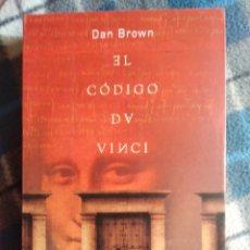 Libros antiguos: NOVELA - EL CÓDIGO DA VINCI - DAN BROWN ( 441). Lote 174589547