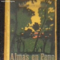 Libros antiguos: ALMAS EN PENA.BJORNSTJERNE BJÖRNSON.. 1912.. Lote 174590004