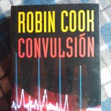 Libros antiguos: NOVELA - CONVULSIÓN - ROBIN COOK ( 451 ). Lote 174590439