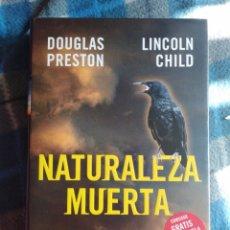 Libros antiguos: NOVELA - NATURALEZA MUERTA - DOUGLAS PRESTO -(441). Lote 174592207