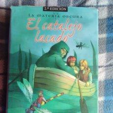 Libros antiguos: NOVELA - EL CATALEJO LACADO - PHILIP PULLMAN -(441). Lote 174592757