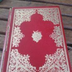 Libros antiguos: HERMANN Y DOROTEA, GOETHE. MONTANER Y SIMÓN, 1941. 13X9 CM.. Lote 174594902
