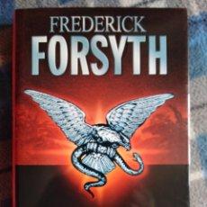 Libros antiguos: NOVELA - VENGADOR - FREDERIC FORSYTH. Lote 174963318