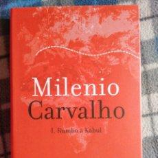 Libros antiguos: NOVELA - MILENIO CARVALHO - MANUEL VÁZQUEZ MONTALBAN. Lote 174963820