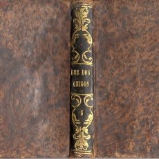 Libros antiguos: LA MUGER Y LOS DOS AMIGOS DE CHARLES-PAUL DE KOCK. Lote 175024890