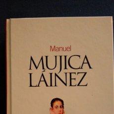 Libros antiguos: EL LABERINTO DE MANUEL MUJICA LÁINEZ,CLÁSICOS DEL SIGLO XX,NÚM 44,EL PAÍS. Lote 175064072