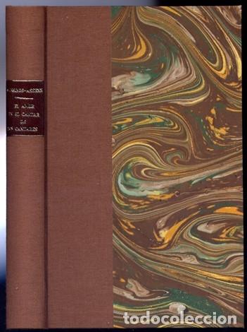 Libros antiguos: CANSINOS ASSENS, R. Los valores eróticos en las religiones.El Amor en el Cantar de os Cantares. 1930 - Foto 2 - 175111223