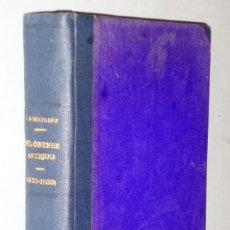 Libros antiguos: DEL ORENSE ANTIGUO. (1830-1900). Lote 175163393