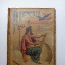 Libros antiguos: HISTORIA DE LAS SOCIEDADES HUMANAS. CALLEJA. Lote 175192104
