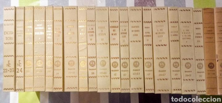 32 LIBROS. ELS NOSTRES CLASSICS. DE 1929 A 1967. CATALAN (Libros Antiguos, Raros y Curiosos - Otros Idiomas)