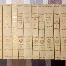 Libros antiguos: 32 LIBROS. ELS NOSTRES CLASSICS. DE 1929 A 1967. CATALAN. Lote 175257329